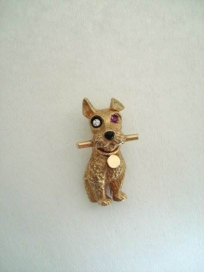 cartier%20broche%20hond%201