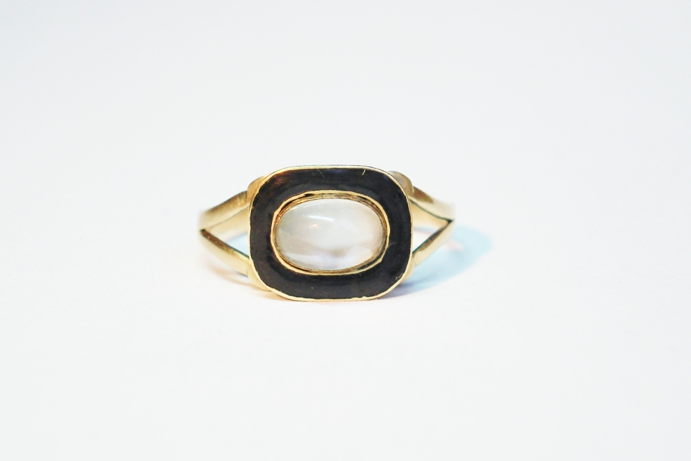 Antieke ringen - georgian%20ring%20with%20moonstone